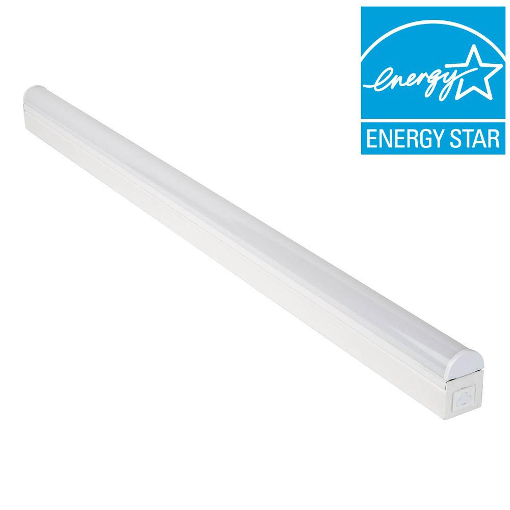 Commercial Electric 3 ft. White LED Linkable Strip Light